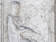 immagine di Gallerie Lapidarie, l'ara di Maia Severa