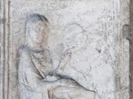 immagine di Gallerie Lapidarie, l'ara di Maia Severa, sempre bella