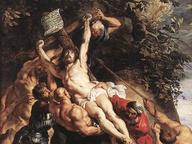 immagine di Pieter Paul Rubens, Innalzamento della Croce