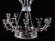 immagine di Sala VI, il lampadario di bronzo
