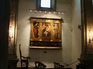 immagine di Trittico con La Madonna e il Bambino, la Maddalena e Sant'Antonio