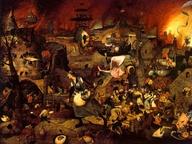 immagine di Pieter Bruegel Il Vecchio, Margherita la Pazza (Dulle Griet)
