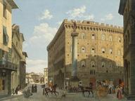 immagine di Piazza Santa Trinita