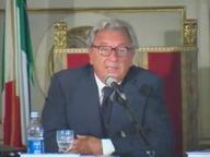 Ernesto Mazzetti Vice Presidente della Società Geografica Italiana