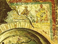 immagine di Catacombe di Domitilla