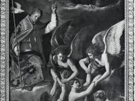 immagine di San Gregorio e le anime del Purgatorio