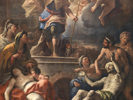 immagine di Il trionfo di San Rocco