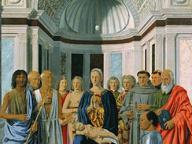 immagine di Pala di Brera o Pala Montefeltro