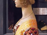 immagine di Ritratto di Giovanna Tornabuoni
