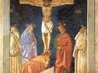 immagine di Crocifissione e santi di Santa Maria Nuova