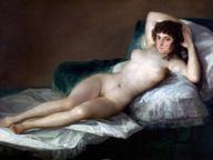 immagine di Maja desnuda