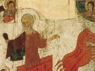 immagine di L'ascensione al cielo del profeta Elia