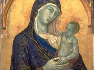 immagine di Madonna col Bambino e angeli