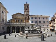 immagine di Basilica di Santa Maria in Trastevere