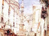 immagine di La Guglia di san Gennaro in piazza Riario Sforza