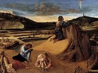 immagine di Preghiera nell'orto