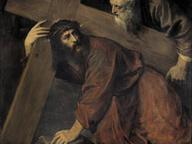 immagine di Cristo ed il Cireneo
