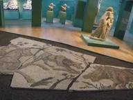 immagine di Mosaico Santa Bibiana