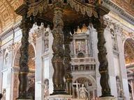 immagine di Baldacchino di San Pietro