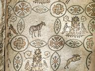 immagine di Pavimento mosaicato del campanile di Aquileia