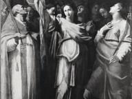 immagine di Sant'Orsola con le compagne