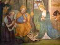 immagine di Natività con S.Girolamo
