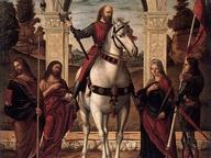 immagine di San Vitale e otto Santi