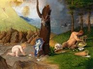 immagine di Allegoria del Vizio e della Virtù