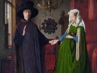 immagine di Ritratto dei Coniugi Arnolfini