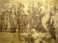 immagine di Cartone della Scuola di Atene