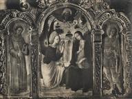 immagine di Annunciazione fra Sant'Antonio e Michele Arcangelo