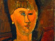 immagine di La ragazza rossa (Testa di donna dai capelli rossi)