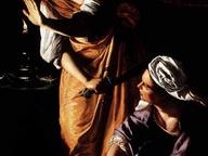 immagine di Giuditta e la sua ancella con la testa di Oloferne
