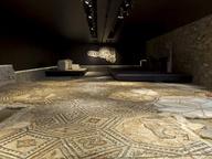 immagine di Pavimento mosaicato della Südhalle