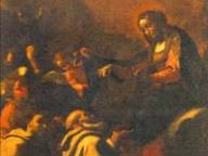 immagine di La Vergine consegna lo scapolare a San Simone Stock
