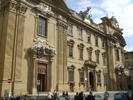 immagine di Piazza e Complesso di San Firenze
