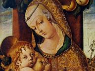 immagine di Madonna con bambino