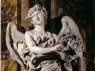 immagine di Angelo con la Corona di Spine