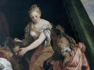 immagine di Giuditta con la testa di Oloferne