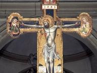 immagine di Crocifisso su tavola