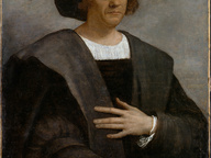 immagine di Ritratto di Cristoforo Colombo