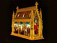 immagine di Hans Memling, Reliquiario di Sant'Orsola