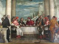 immagine di Cena di san Gregorio Magno