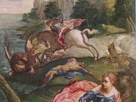 immagine di San Giorgio e il Drago