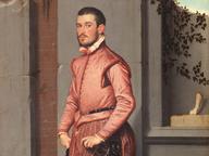immagine di Il cavaliere in rosa