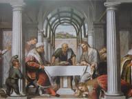 immagine di Cena in Casa di Simone