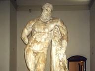 immagine di Statua di Ercole detto Ercole Farnese