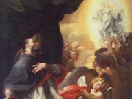 immagine di Visione mistica di San Bonaventura