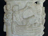 immagine di Sala III, l'urna cineraria degli scongiuri