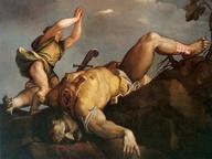 immagine di Davide e Golia